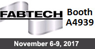 Fabtech 2017 - Booth A4939